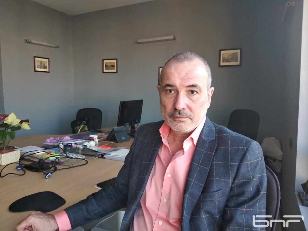 доц. Борислав Борисов, председател на Българска асоциация по клинични проучвани
