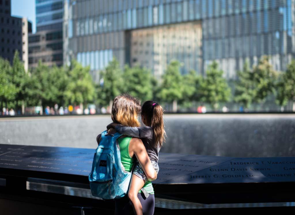 Снимка: Jin S. Lee/www.911memorial.org