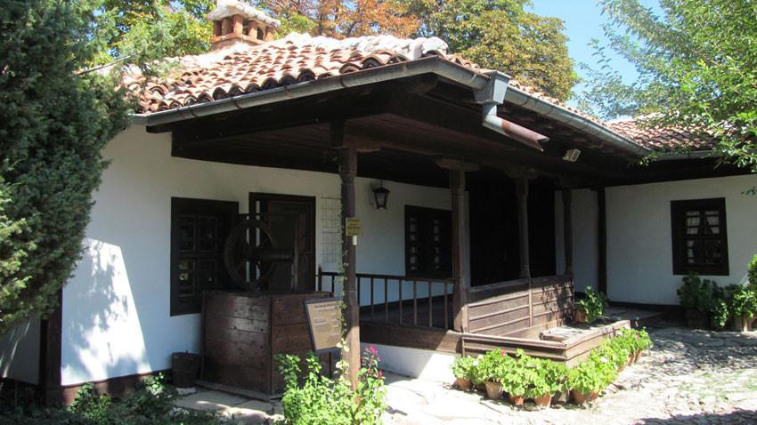 Къщата-музей в Чирпан