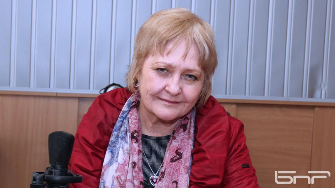 Проф. Донка Бајкова
