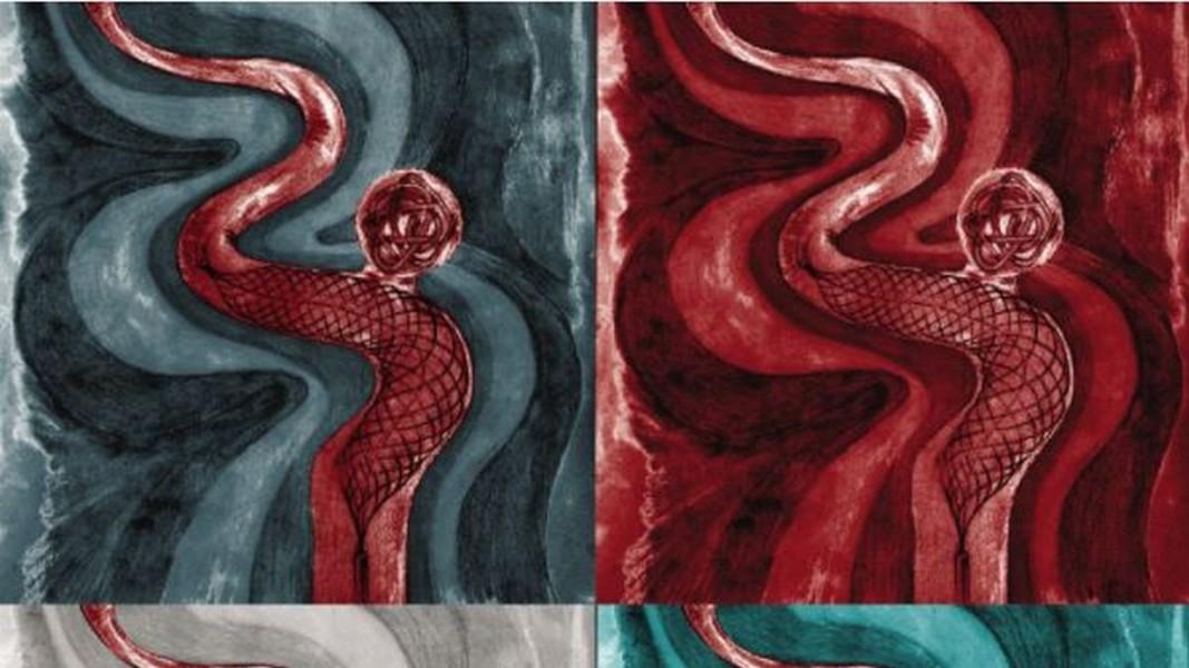 Списание Neurosurgery с корица дело на графичния дизайнер Антон Робов