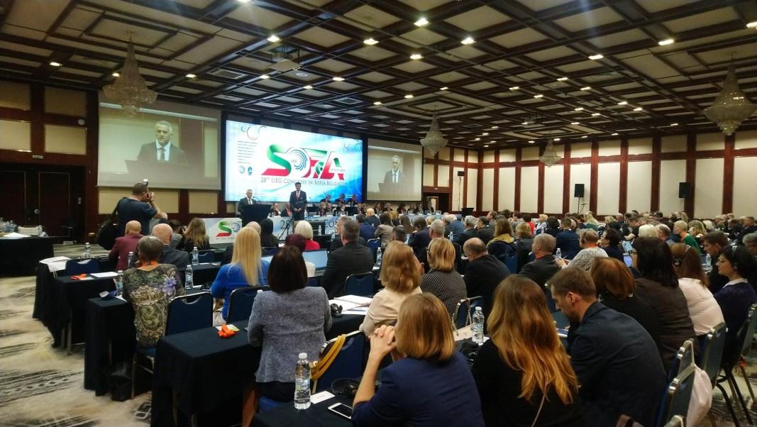 Конгрес на Европейският съюз по гимнастика