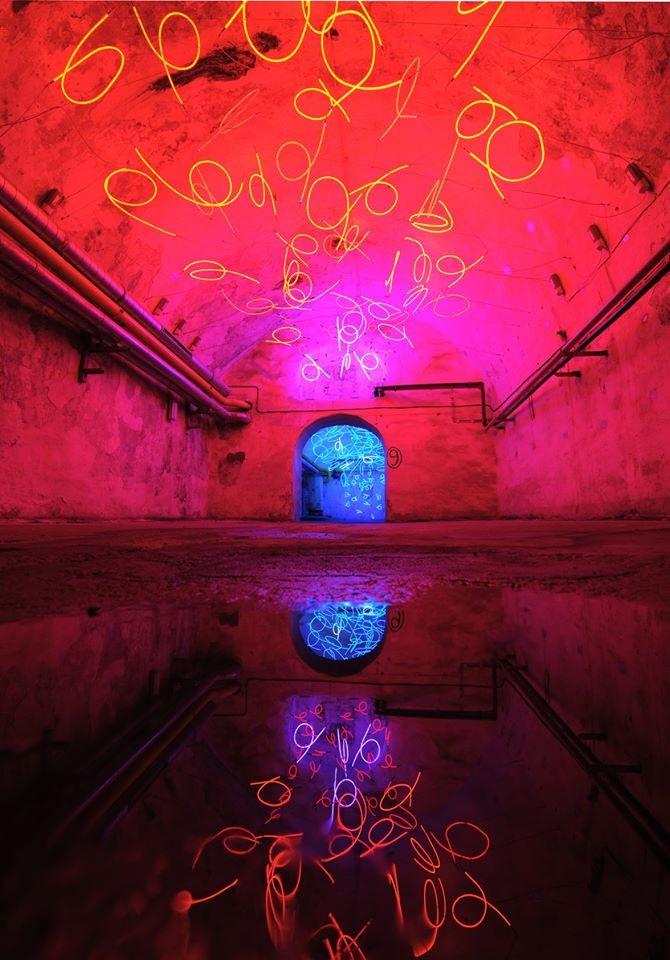 Снимка: Музеят на светлинното изкуство в Унна, Германия