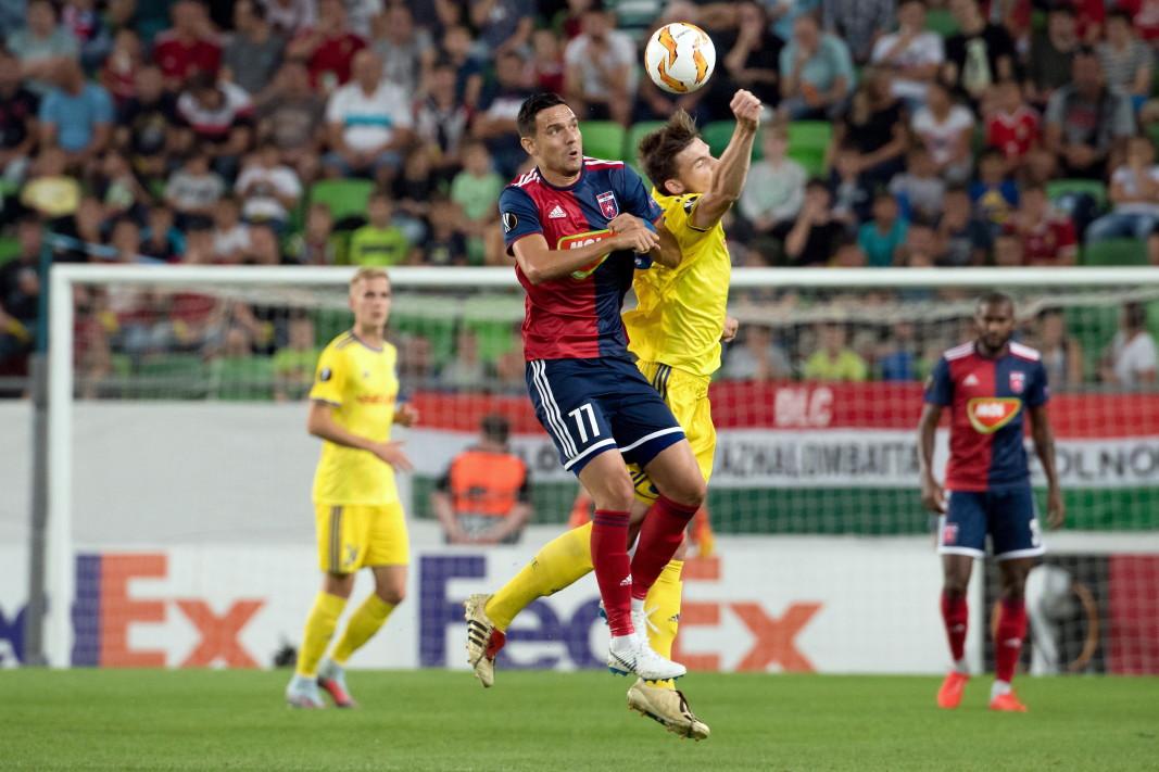 Георги Миланов стартира като титуляр, но тимът му МОЛ Види