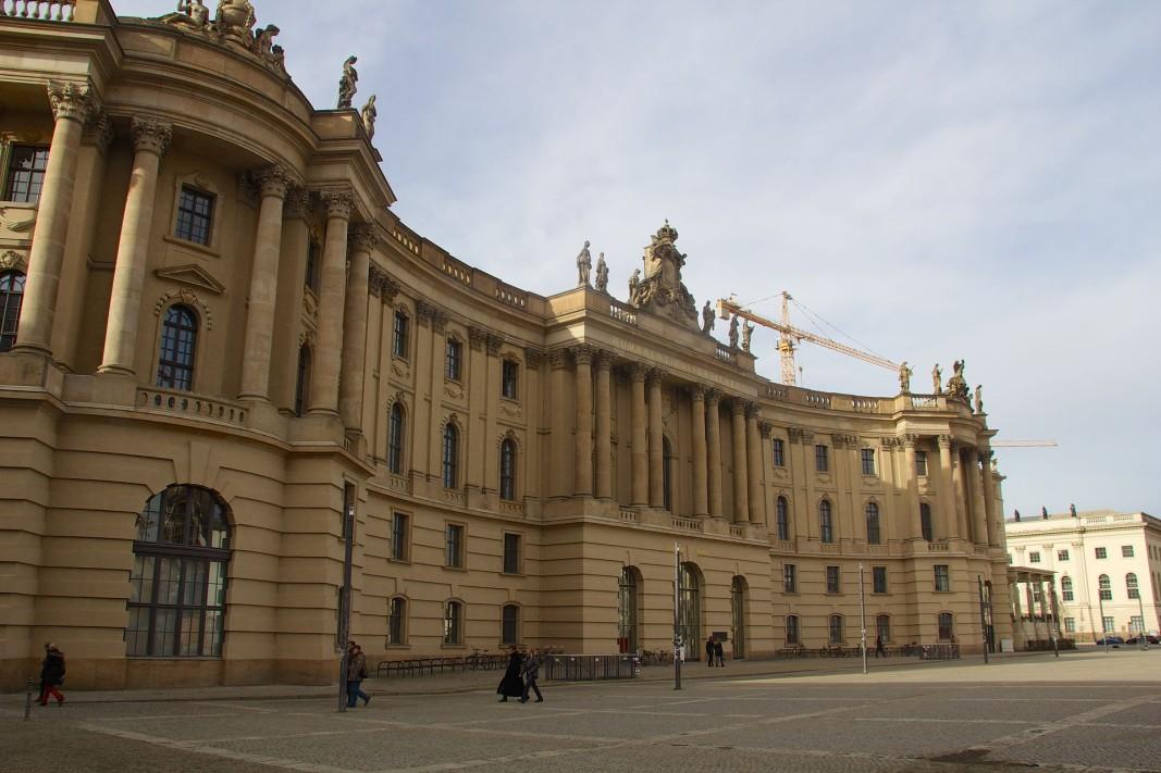 Хумболтов университет на Берлин