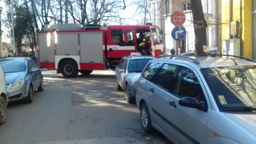 b1029003749 Магазин в центъра на Видин се размина с пожар - Новини