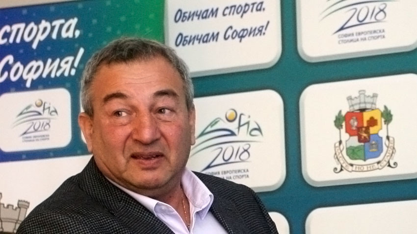 Анатоли Илиев Снимка: БГНЕС