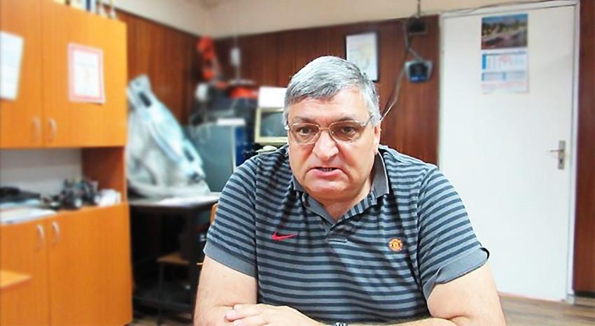 Çavdar Kostadinov