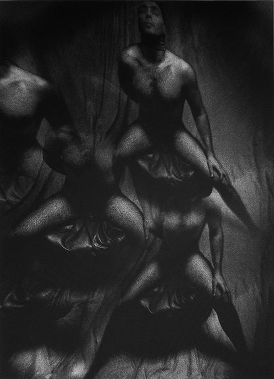"""""""Бунтът на изображенията"""", изложба на Деяна Стаматова"""