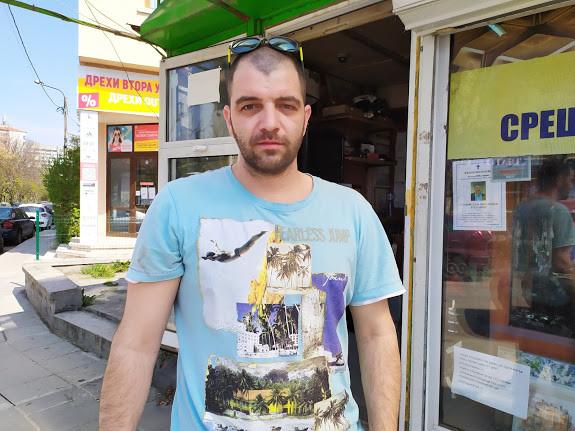 Димитър Богоев - доброволец