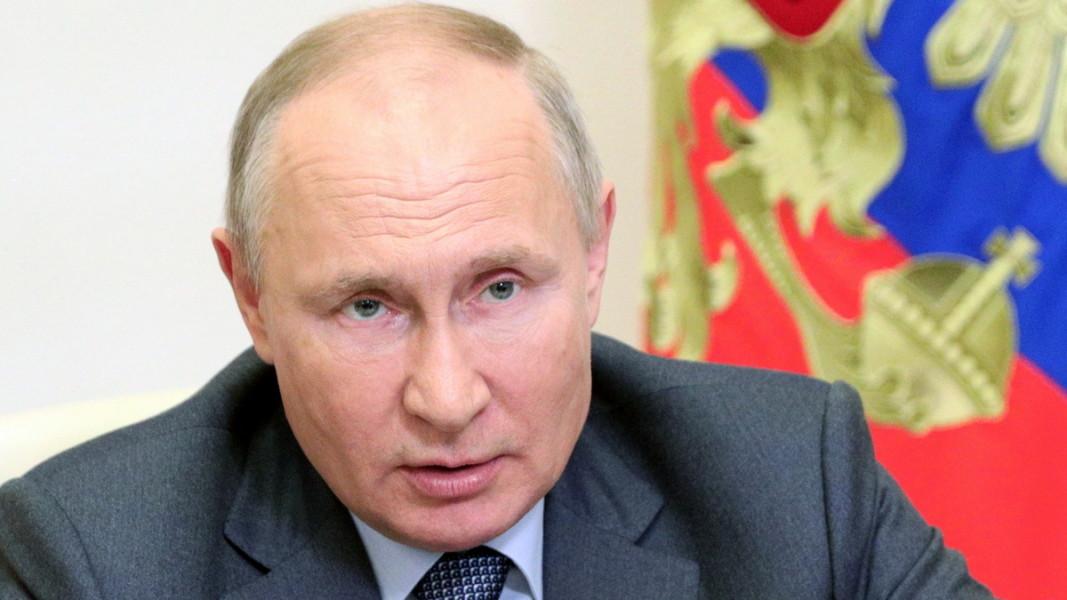 Владимир Путин   Снимка: ЕПА/БГНЕС