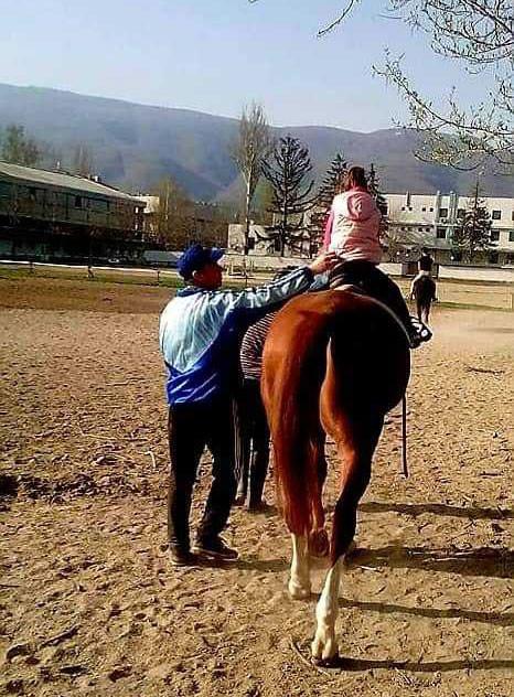 """Снимка: Национално сдружение по терапевтична езда и хиппотерапия """"Устрем"""""""