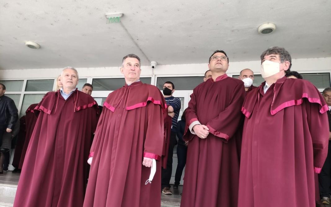 Протестът в Ловеч