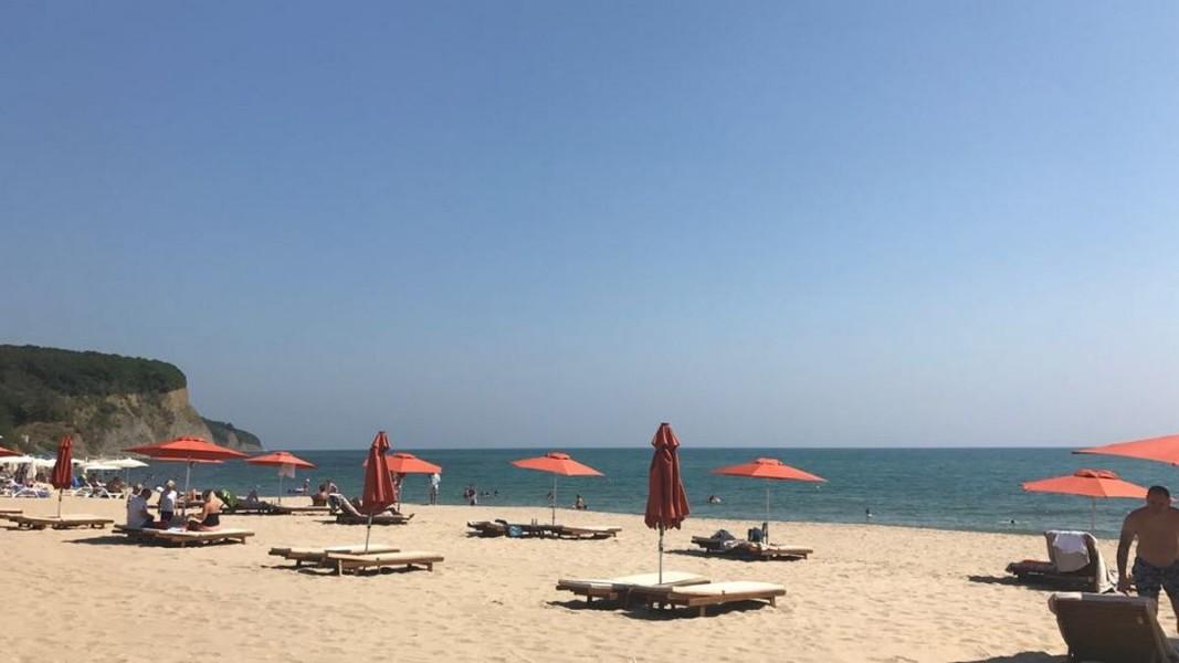 Плаж на Несебър