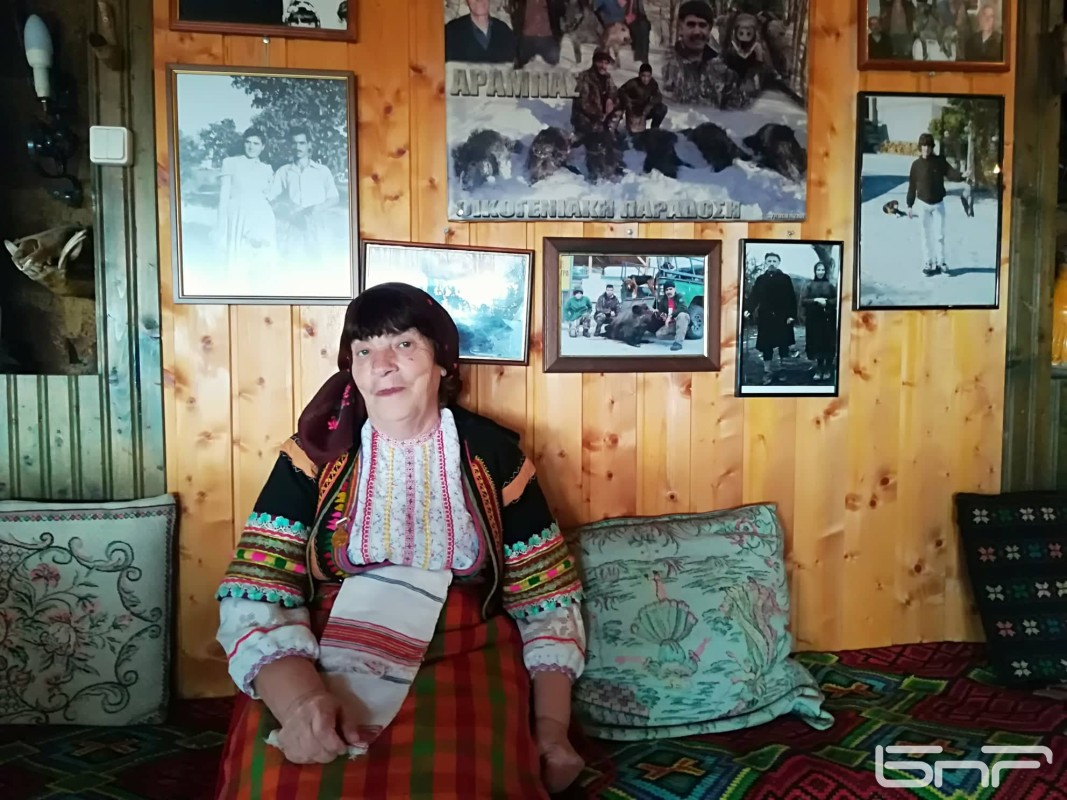 Милка Стаматова