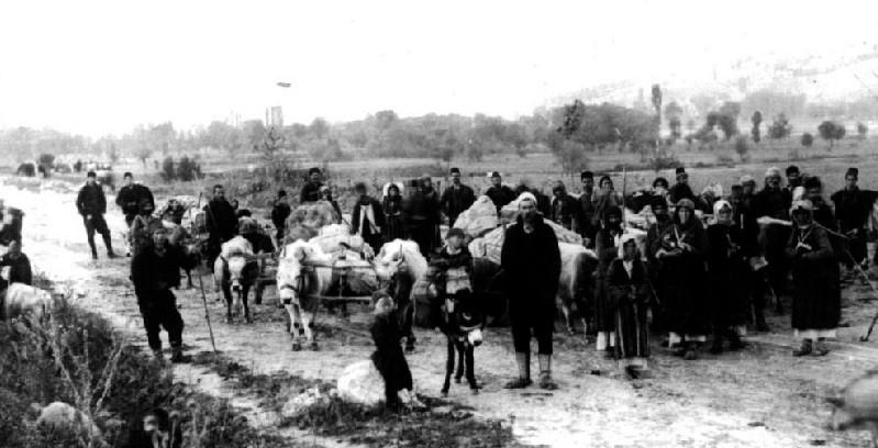 Tракийски бежанци