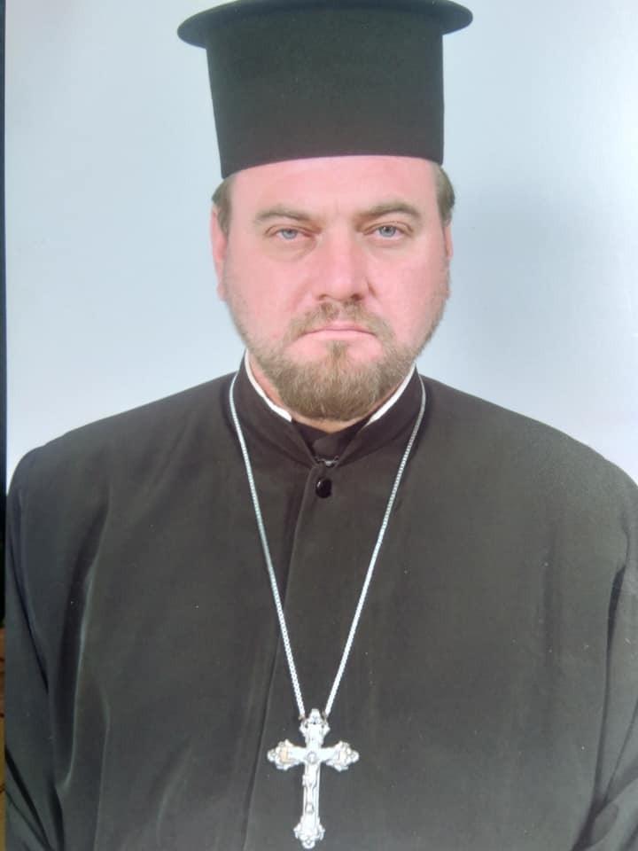 отец Филип Бележков