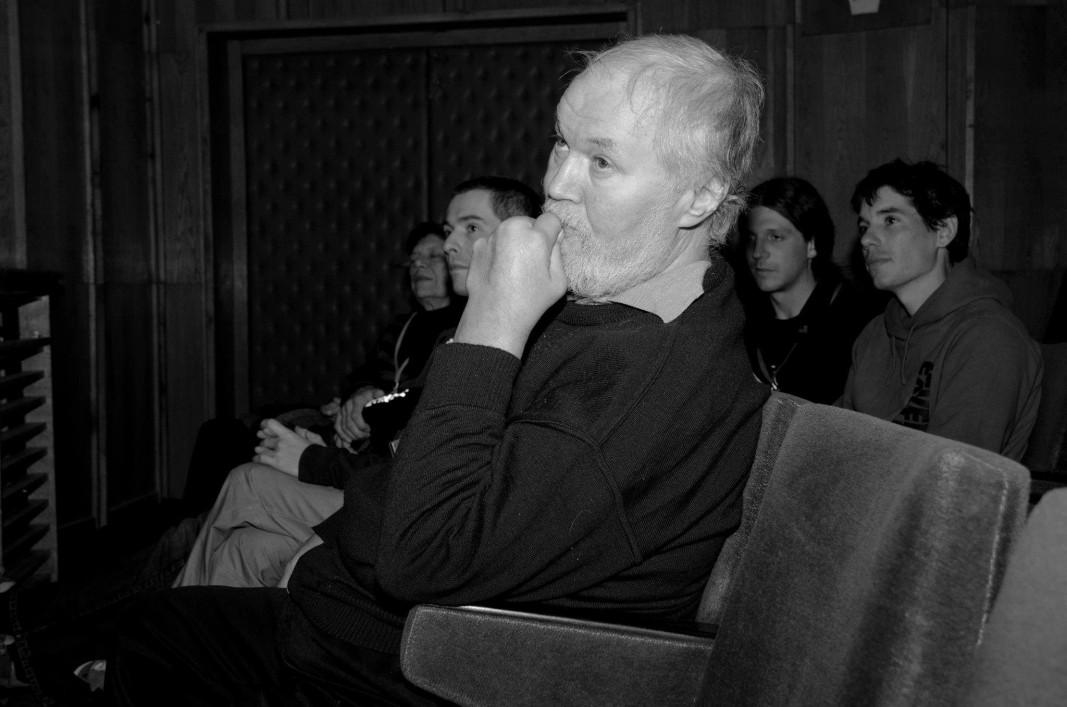 Сред публиката на Банско филм фест