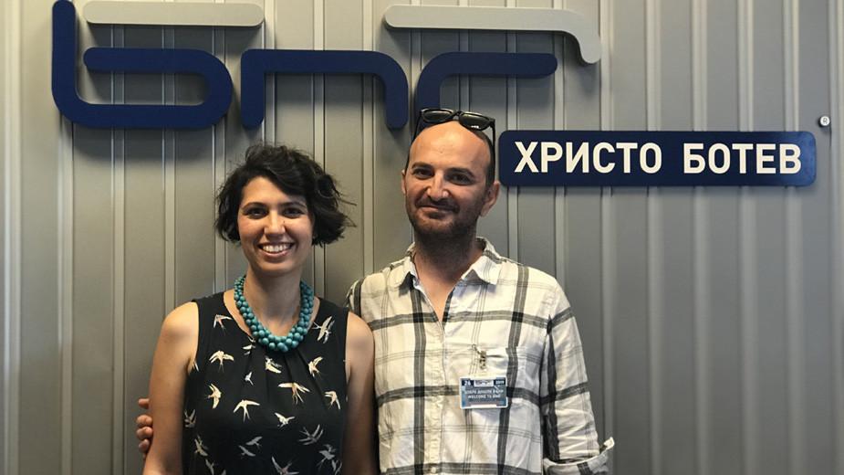Ралица Асенова и Даниел Симеонов (снимка: Таня Димова)