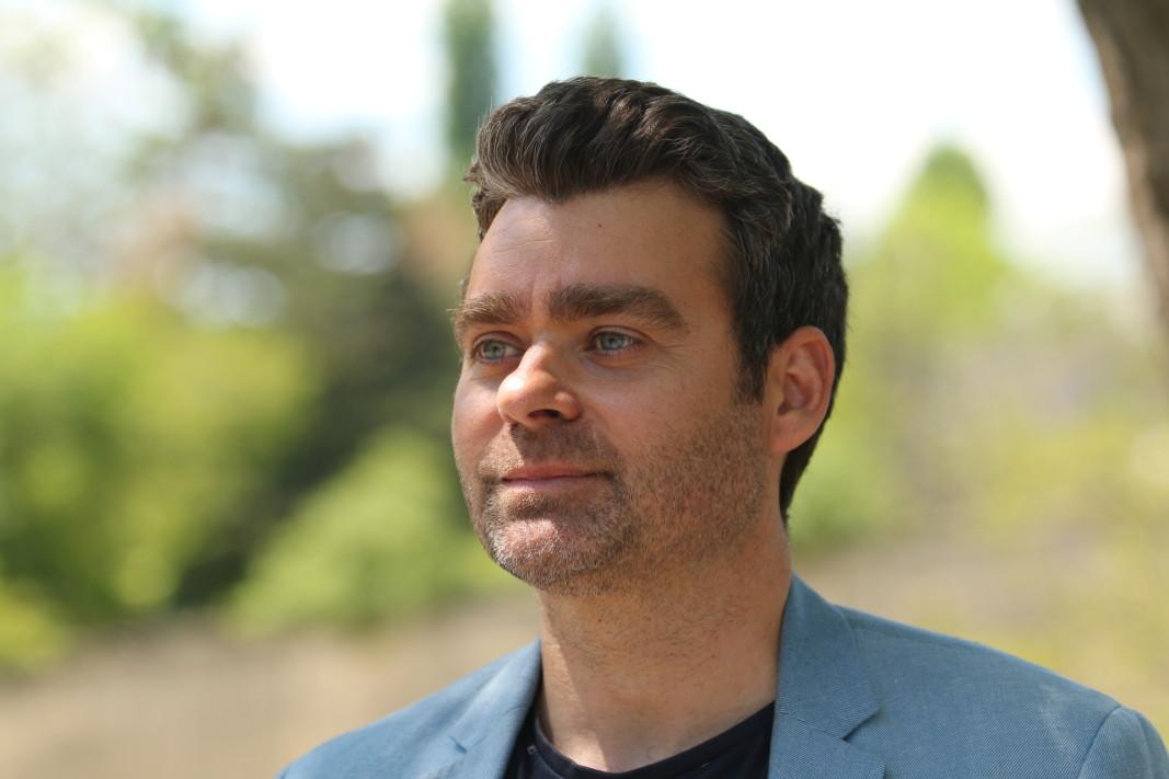 Директорът на столичния зоопарк Добромир Бориславов