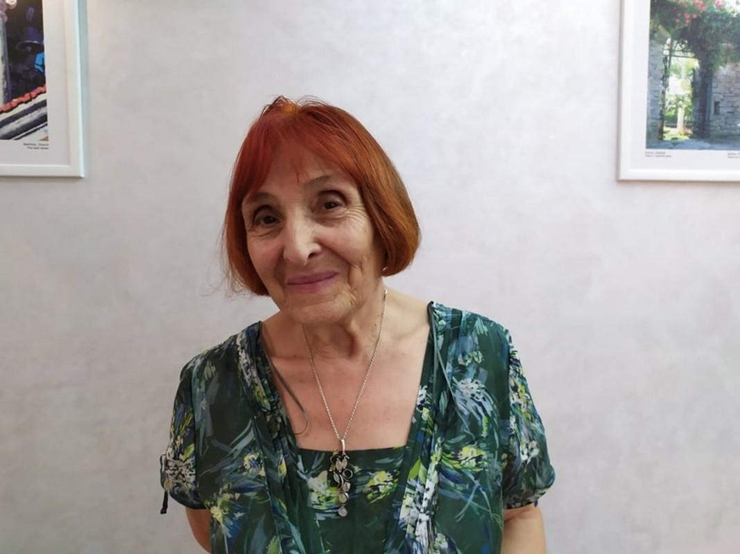 Юлия Пискулийска  Снимка: Евелина Стоянова