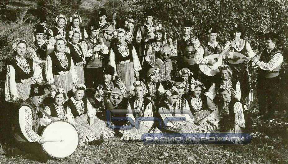 Тракийският ансамбъл за народни песни и танци – Ямбол. Снимка: Личен архив.