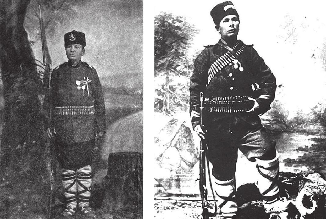 Йона Маркова – героиня Сербско-болгарской войны 1885 года