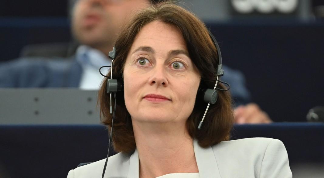 Катарина Барлей, зам.- председател на Европейския парламент