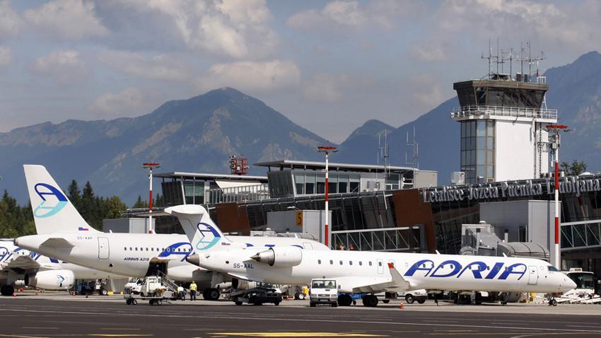 Foto: lju-airport.si