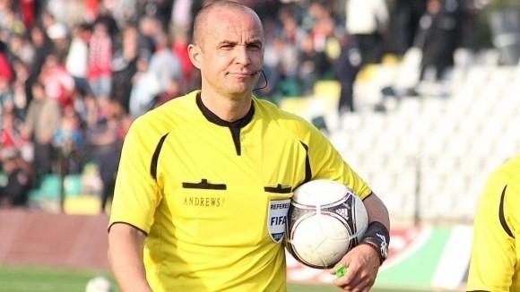 Футболен съдия №1 у нас за 2017 г. - Станислав