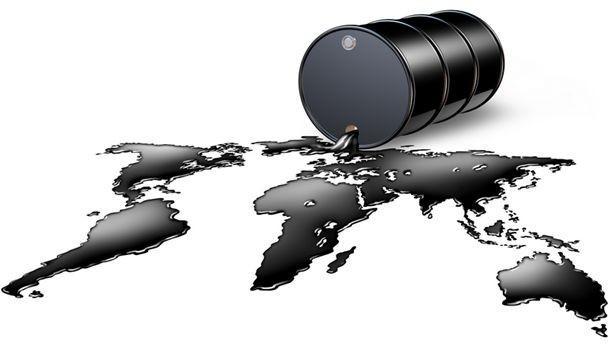 Петролните фючърси се понижават по време на търговията в понеделник,