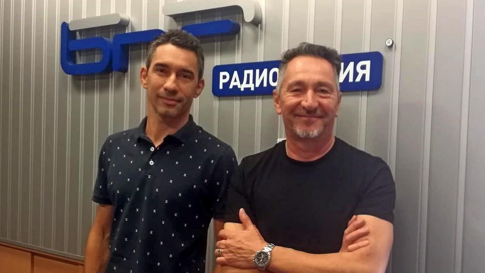 Антони Христов /д/ и Милин Джалалиев