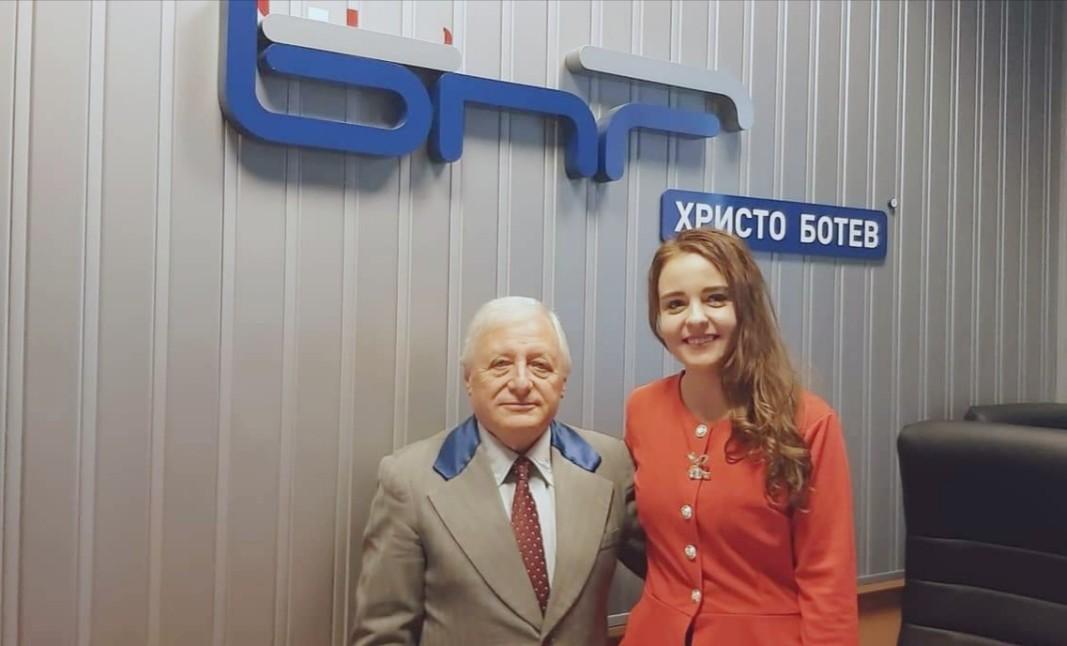 Юлий Йорданов и Ангелина Грозева - сн. Димитрина Кюркчиева
