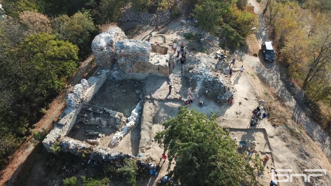 Разкопки Калето