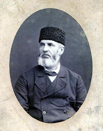 Александар Богориди (1822 – 1910)