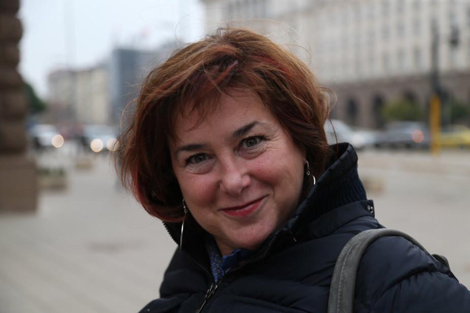 Журналистката Милена Димитрова