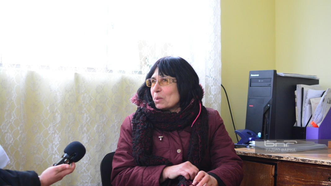 Гинка Тодорова, кметски наместник на село Староселец
