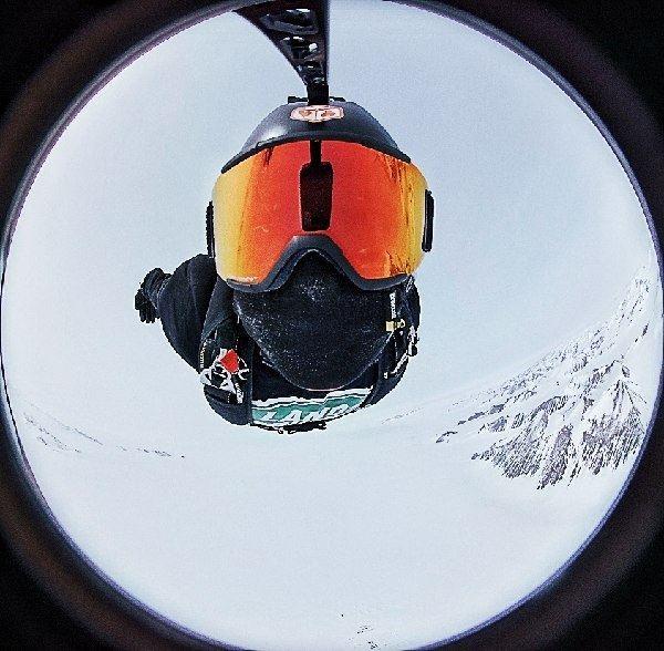 Данило Калегари, скок от 5000 м