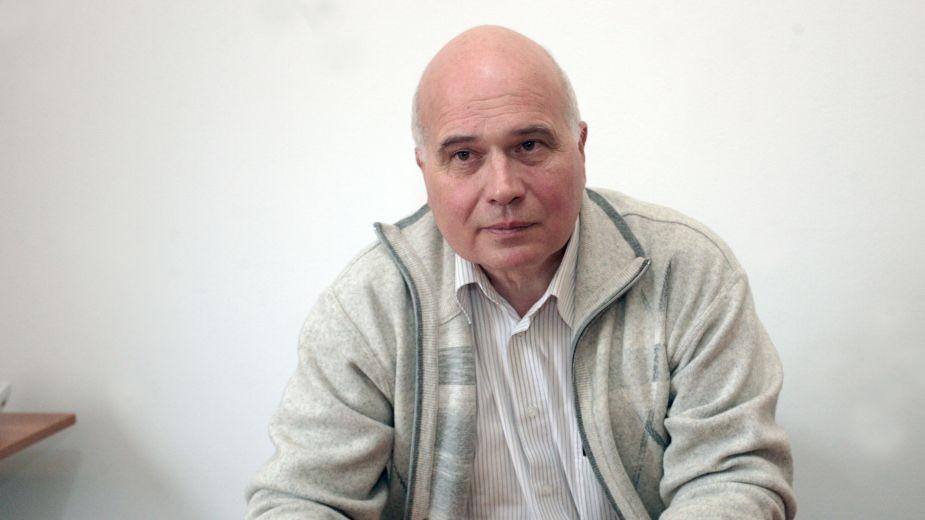 Светослав Терзиев. Снимка: БГНЕС