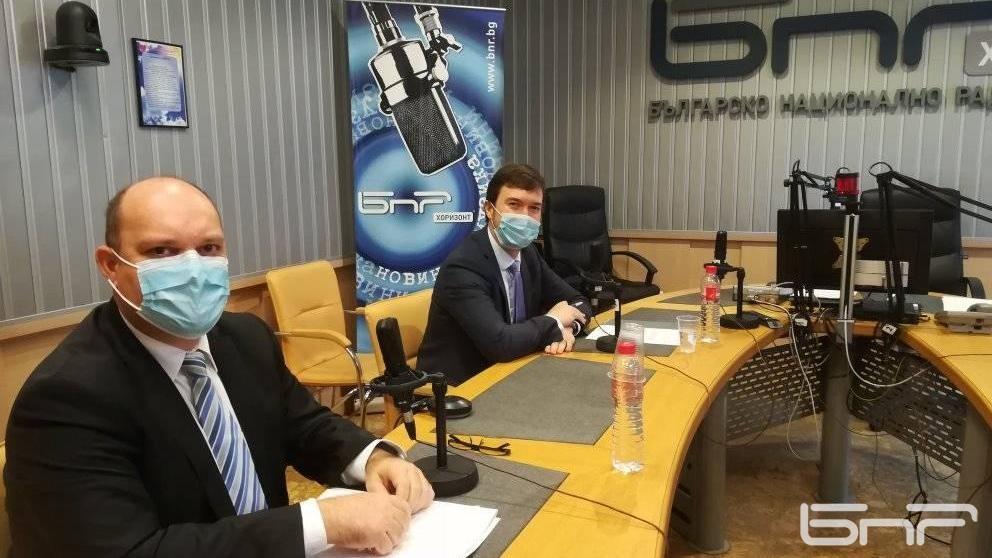 Н. Пр. Мануел Корчек и Н. Пр. Лукаш Кауцки