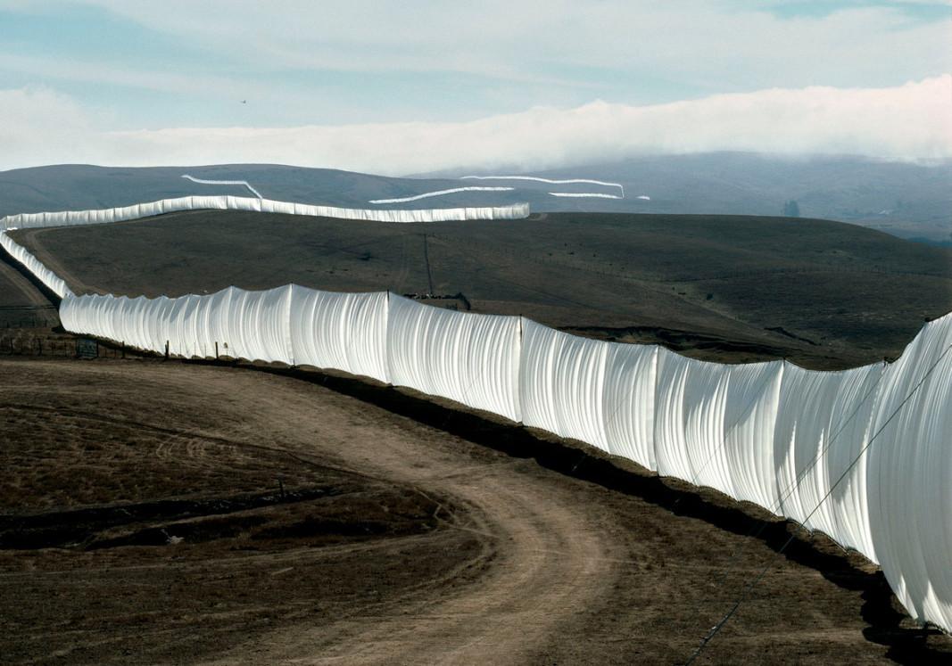 Проект на Кристо и Жан Клод     Снимка: Волфганг Фолц