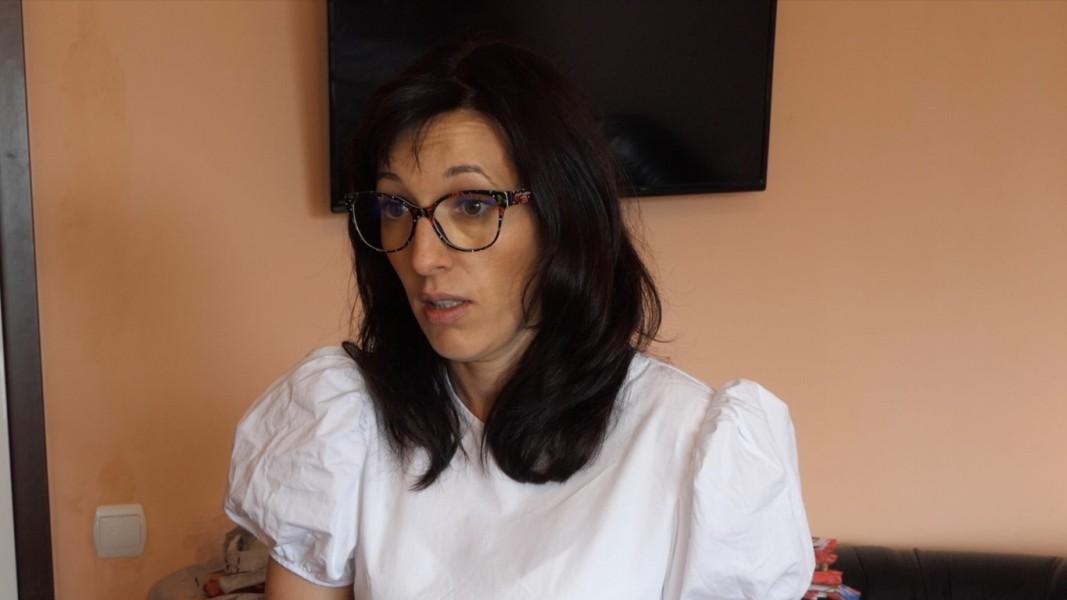 Десислава Данаилова, ръководител на ЦНСТ 1 в с. Ново село