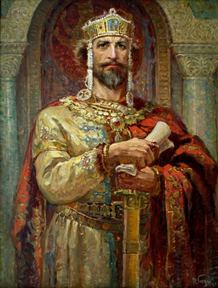 """Цар Симеон Велики"" – Димитър Гюдженов"
