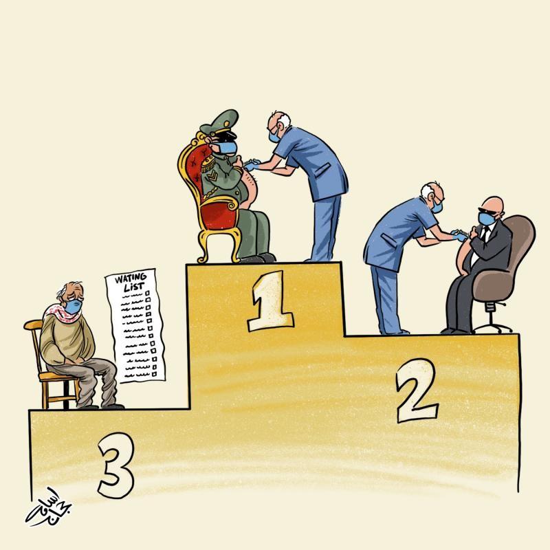 Автор: Osama Hajjaj / cartoonmovement.com