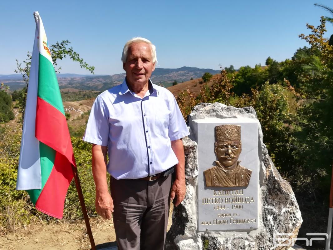 Димитър Антонов, дългогодишен кмет на Аврен