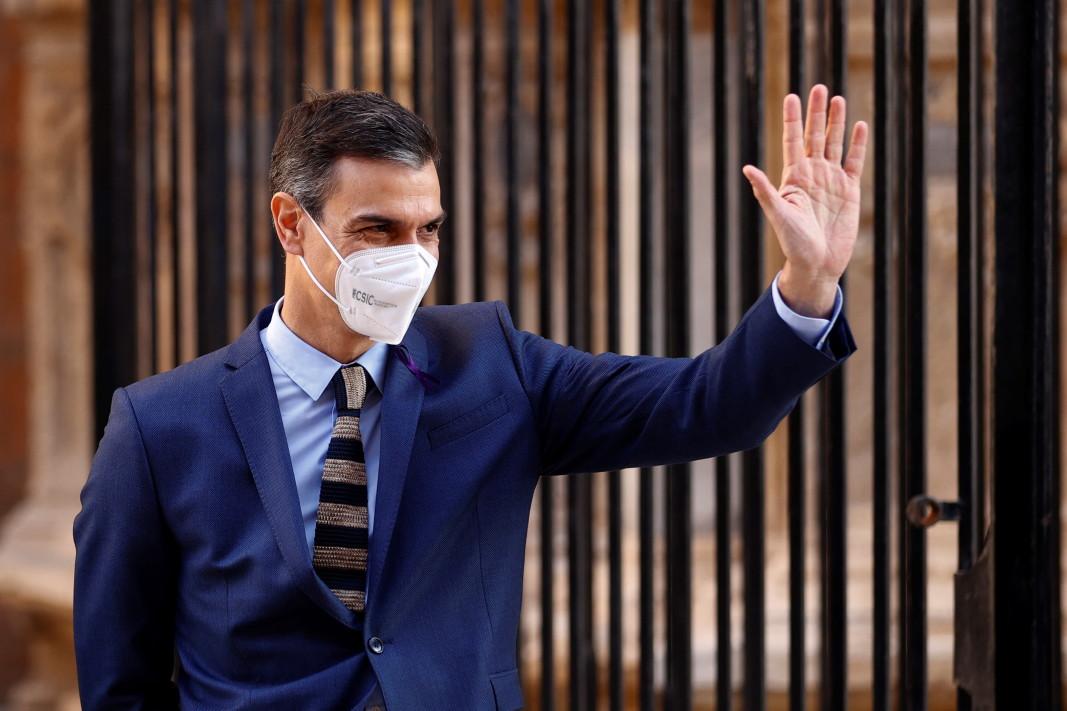 Испанският премиер Педро Санчес