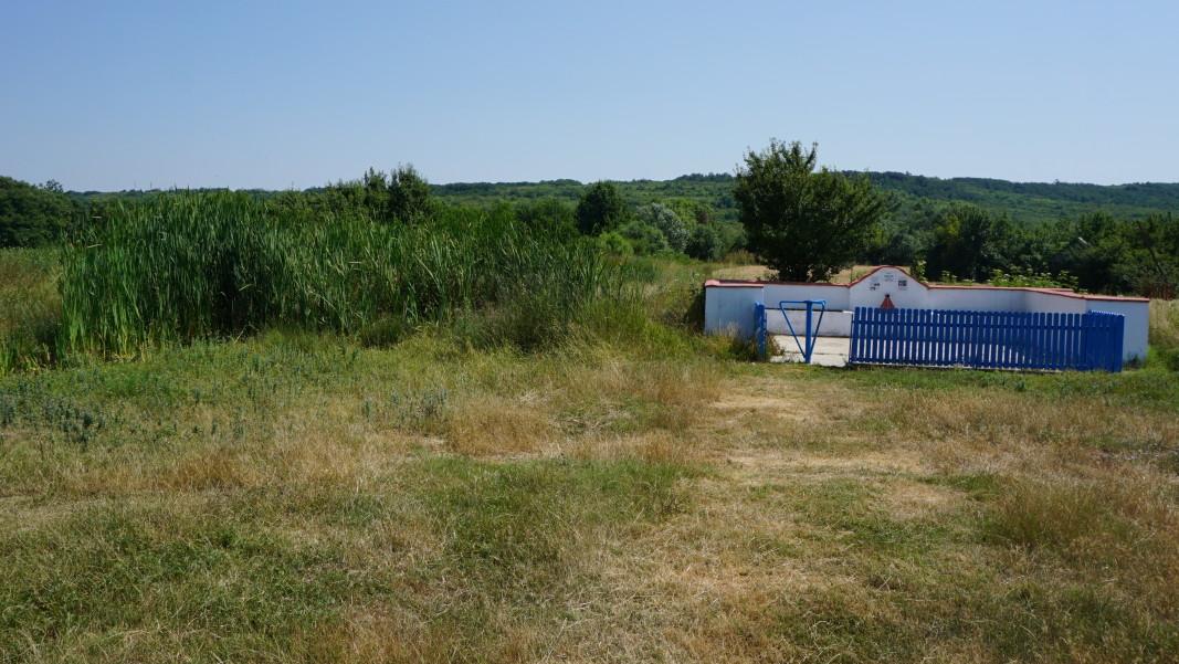 Изворът в село Градец