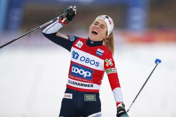 f18e3493cdc Наказана за допинг отново печели на ски бягане - Стадион