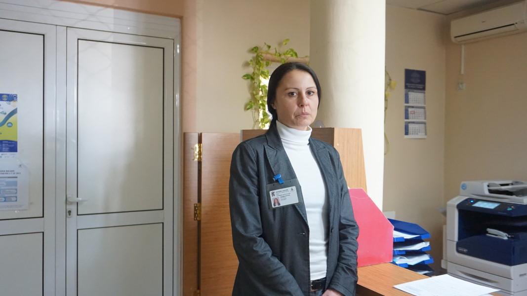 Силвия Стрезова, главен  секретар на Областна администрация- Видин
