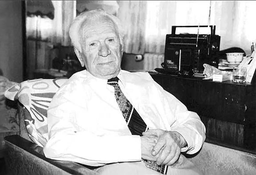 Anton Lebanov (1912 – 2008)